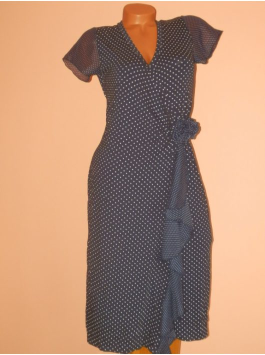 Csodaszép,romantikus,muszlinos ruha! L,XL,XXL,3XL