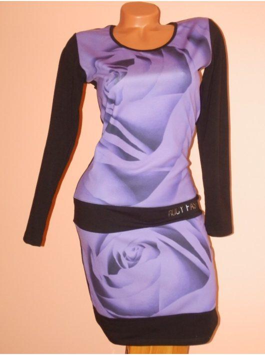 Csodaszép,rózsás RUCY FASHION ruha! S,M,L,XL