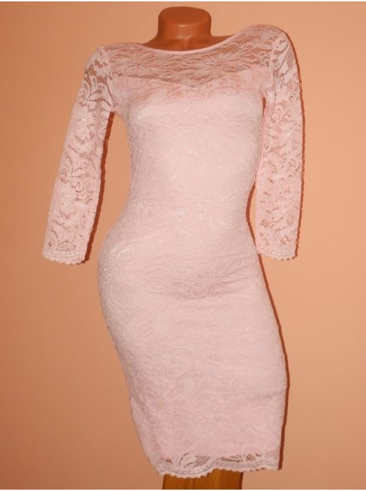 Csodaszép,csipkés,duplaanyagú  RUCY FASHION ruha! S,M,L